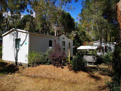 Preisgünstige Familienferien – naturnaher und schattiger Campingplatz