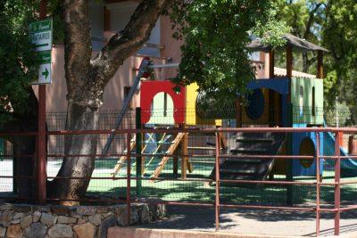 Familienferien mit Kindern und Spielen