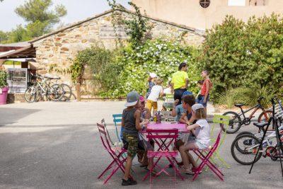 Campingplatz am Mittelmeer - Aktivitäten und Kinder Club