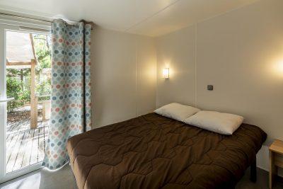 Mobilhaus der Luxusklasse für Ferien auf einem Campingplatz – Komfort im Departement Var