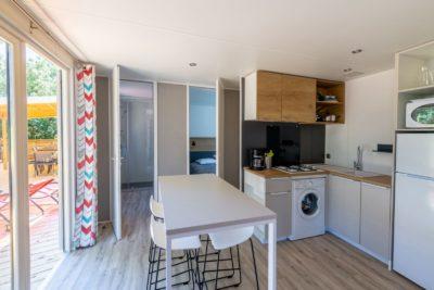 Küche der Ferienvilla - Ferien - Südfrankreich