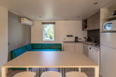 Küche der Ferienvilla - Provence - Ferien mit Freunden
