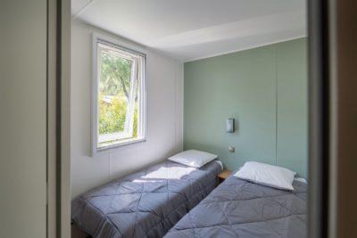 Doppelzimmer - Ferienvilla - Campingplatz im Departement Var